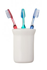 Replacing toothbrushes