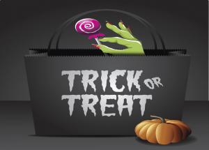 Is Halloween Candy a Trick or Treat?