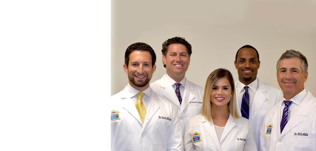 leikin and baylin dental care staff