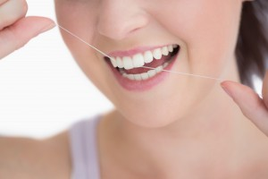 Flossing is just one way that you can maintain a beautiful smile!