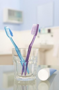 oral health routine