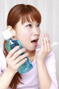 Bad breath cause and treatment