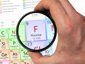 You need fluoride