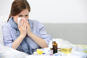 Don't let cold and flu season damage the health of your teeth.