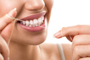 Flossing Catonsville Dental Care